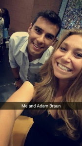 Adam Braun & I